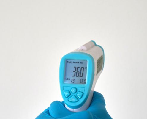 øretermometer